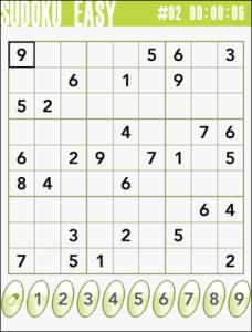 Juegos blackberry gratis (8 juegos) - juegos-blackberry-sudoku