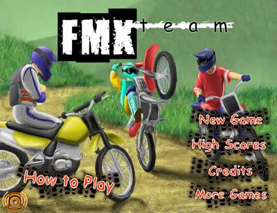 juegos motos Juegos de motos, FMX Team