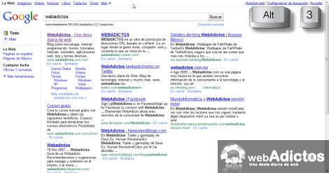 Permitir la búsqueda en multicolumas en Chrome - multicolumnas-3