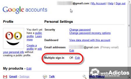 Accesar a multiples cuentas de Gmail - multiples-cuentas-gmail