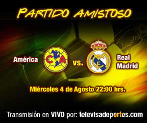 America vs Real Madrid en vivo - real-madrid-america-en-vivo