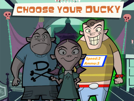 Juegos Gratis, Spitball Warriors - seleccionar-personaje-spitball-warrior