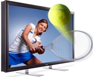 Sony prepara una Television 3D sin lentes - television-3D-sony