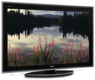Televisor 3D sin lentes desarrollado por Toshiba - televisores-toshiba