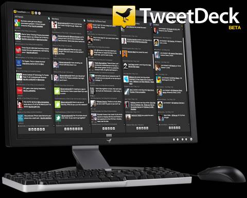 Actualiza TweetDeck o no podrás seguir twitteando - tweetdeck-actualizacion