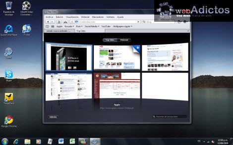 Abrir aplicaciones siempre maximizadas en Windows - ventana-minimizada