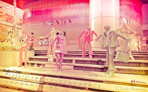 Fondos de pantalla, Agosto 2010 - wallpapers-gratis-the-modern-lion-city