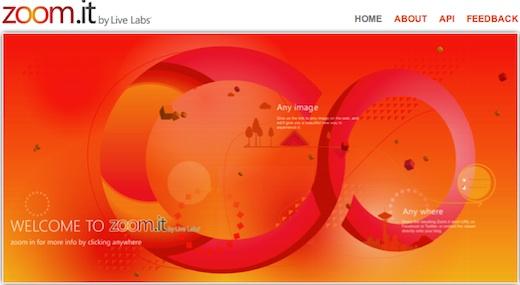 Zoom.it, herramienta de Microsoft para compartir imágenes de alta resolución - zoomit