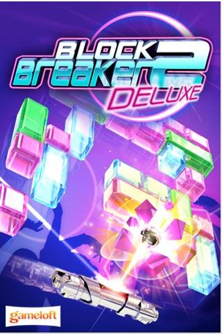 Juego para iPod/iPhone, Block Breaker Deluxe 2 - Block-Breaker-Deluxe-2