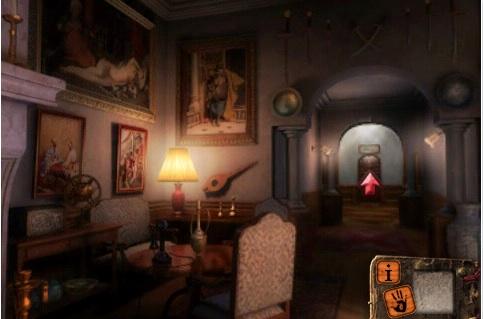 Juegos para iPod/iPhone, Dracula: The Path of The Dragon - Dracula-The-Path-of-the-dragon