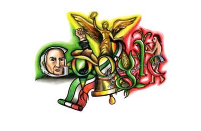 Doodle de Google del Bicentenario Mexicano - Google-doodle-bicentenario-mexico-1