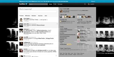 Ya tienes la nueva interfaz de Twitter? [encuesta] - Nueva-interfaz-twitter