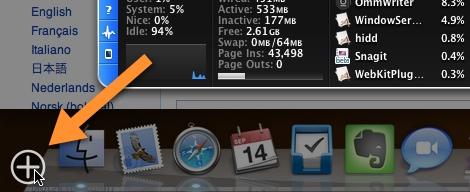 Como agregar widgets al dashboard de Mac - agregar-widget-dashboard