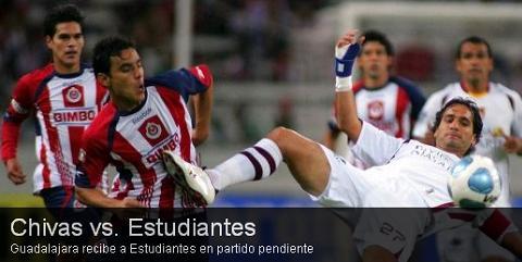 Chivas vs Estudiantes en vivo minuto a minuto, Apertura 2010 - chivas-vs-estudiantes-minuto-a-minuto-apertura-2010