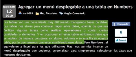 Cambiar el color de realce de texto en tu Mac - color-realce-mac