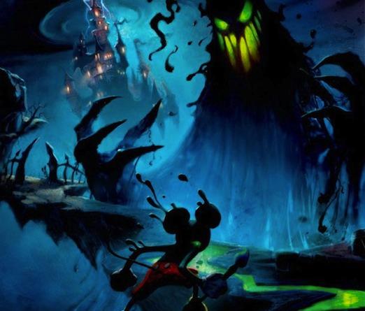 Intro del juego Epic Mickey para Wii - epic_mickey
