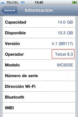 Activar FaceTime en iPhone - facetime-iphone-telcel