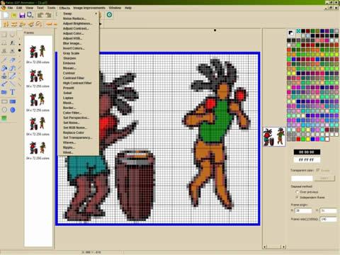 hacer gif animados Gif animados, créalos con Falco Gif Animator