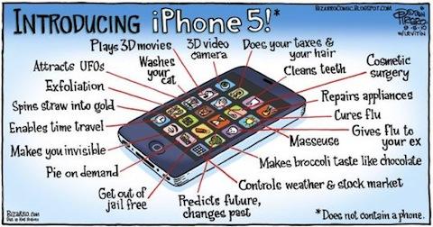 El nuevo iPhone 5 está aquí [humor] - iPhone-5-lo-que-quisieramos-que-fuera