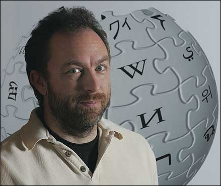 jimmy wales wikipedia El futuro de Wikipedia
