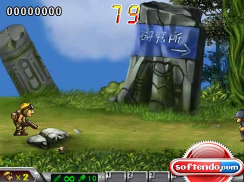 Juegos gratis, Metal Slug Special Mission - juegos-gratis-metal-slug-special-mission