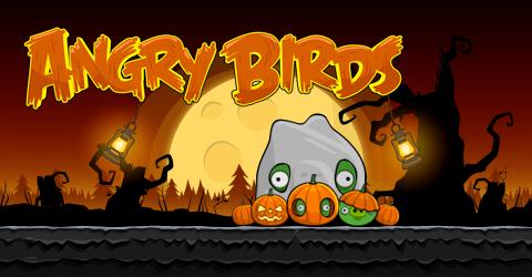 Angry Birds Halloween 3 Angry Birds Halloween disponible para iPhone y iPad