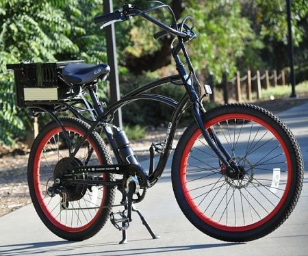 Bicicleta que funciona con agua - Bicicleta-que-funciona-con-agua