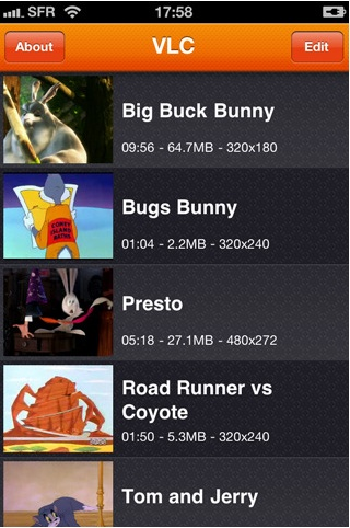 VLC Media Player para iPhone disponible! - VLC-media-player-for-iphone