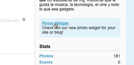 Insertar un widget de Twitpic en tu sitio - Widget-twitpic-a-tu-sitio_3
