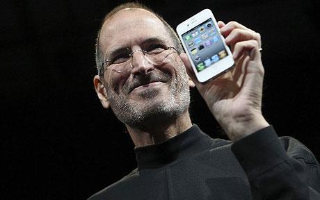 Apple ahora es parte del top 5 de vendedores de celulares - apple-iphone-4