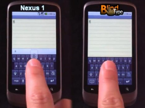 Google compra BlindType - blindtype-android