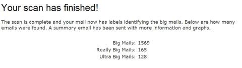 depurar gmail Depurar correo de Gmail con Find Big Mail
