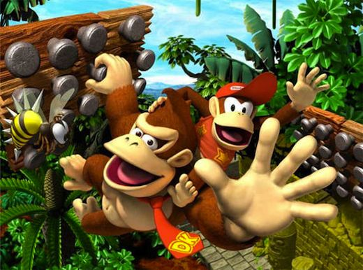 Nuevo trailer de Donkey Kong Country Returns - donkey-kong-country-returns