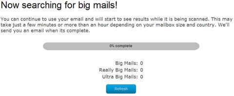 Depurar correo de Gmail con Find Big Mail - eliminar-correos-gmail