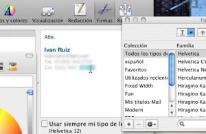 firma mail 9 300x195 Hacer firma de correo en Mail para Mac
