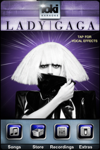 karaoke lady gaga Karaoke Lady Gaga para iPhone gratis por tiempo limitado