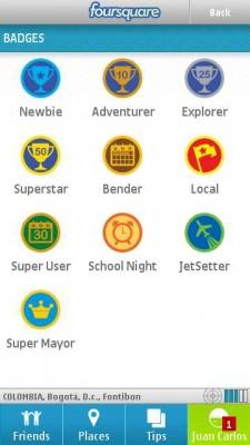 Foursquare para nokia, app oficial - nokia-foursquare-e1287060487472