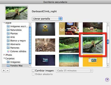 Como poner un wallpaper Dual-screen en tu Mac - seleccionar-fondo-de-pantalla-2
