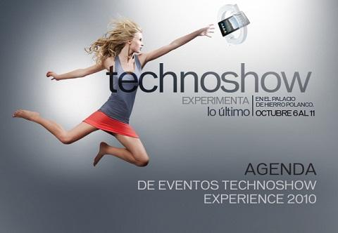 Technoshow Experience 2010, ponte a la moda con tecnología - technoshow-el-palacio-de-hierro