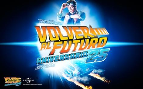 Volver al Futuro regresará a los cines en México - volver-al-futuro-25-aniversario