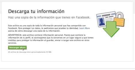 Como descargar tu contenido de Facebook a tu computadora - 2010-11-27_17-03-46