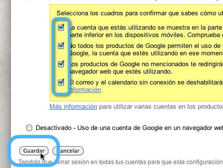 Como activar el inicio de sesión múltiple de cuentas Google - Inicio-sesion-multiple-cuenta-google-_5