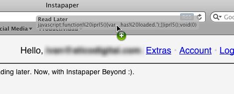 Leer paginas despues instapaper 5 Guardar paginas para leerlas después con Instapaper
