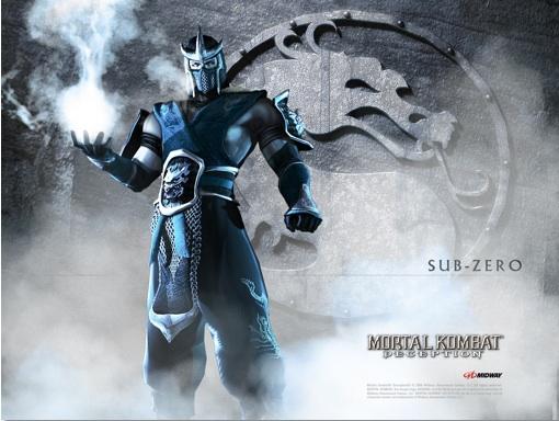 Mortal Kombat Sub Zero Trailer de Mortal Kombat, Sub Zero