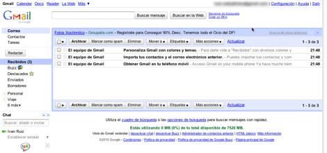 borrar cuenta gmail 1 Cómo borrar tu cuenta de Gmail