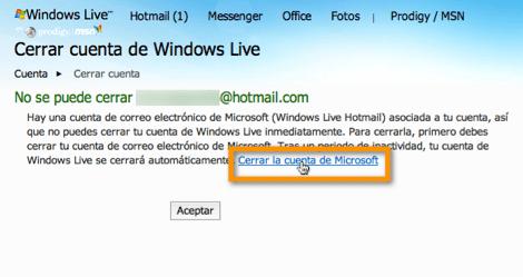 Desactivar tu cuenta de Hotmail - cerrar-cuenta-microsoft