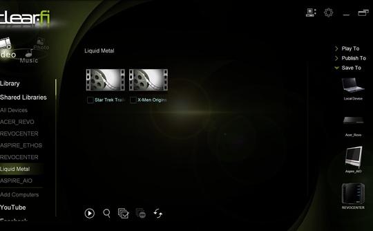 Acer Clear.fi, una nueva forma de compartir multimedia - clear-fi-acer