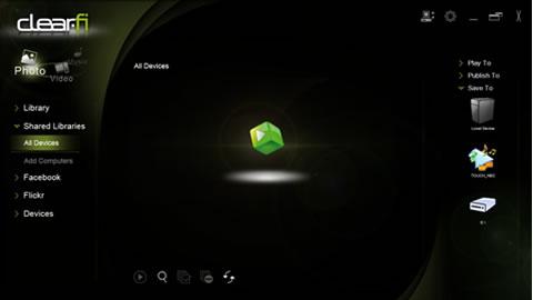 clearfi Acer Clear.fi, una nueva forma de compartir multimedia