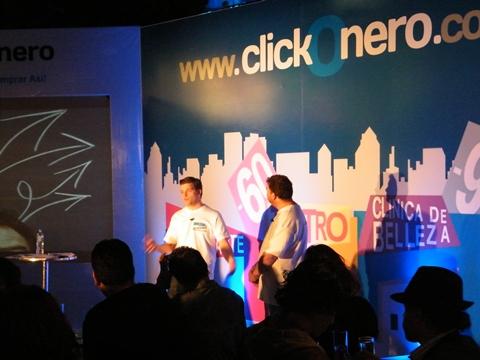 Lanzamiento de clickOnero - clickonero-lanzamiento