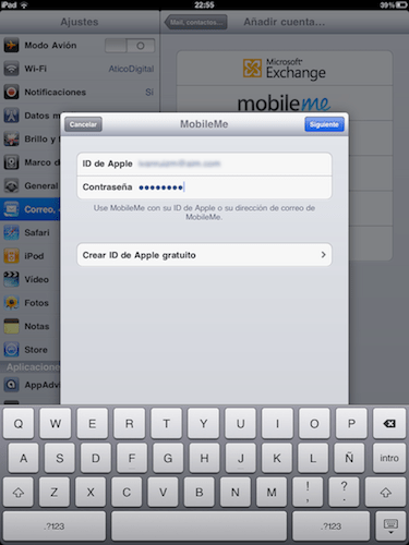cuenta mobileme Cómo activar Busca mi iPhone en iOS 4.2